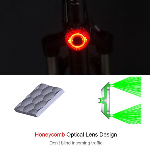 Honeycomb Optic Design