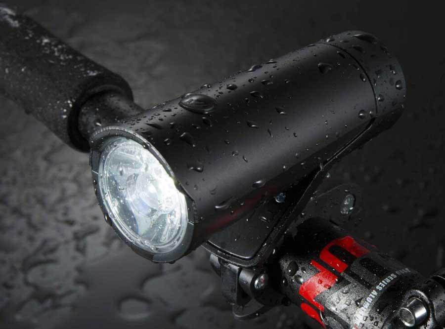 Sate-lite USB rechargeable bike headlight/ bicycle light LF-01