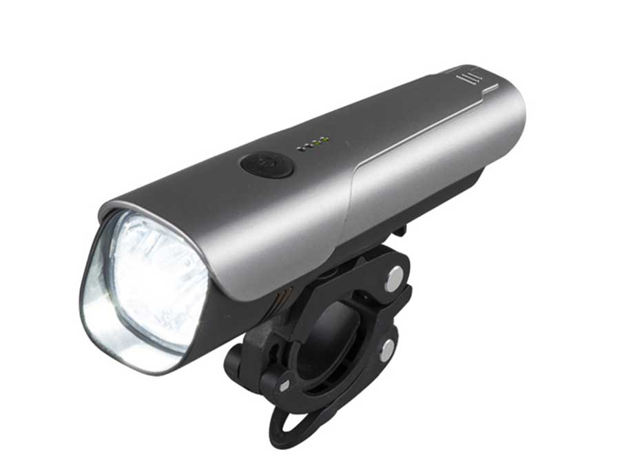 LF-07 Sate-Lite 600 lumen USB rechargeable bike headlight