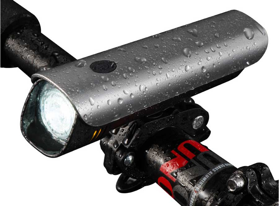 LF-04 Sate-lite StVZO rechargeable bike front light/ bicycle headlight