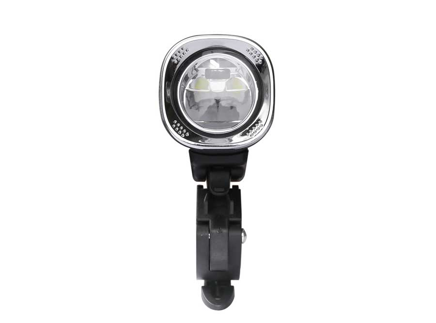 Sate-Lite StVZO rechargeable bicycle headlight/ bike front light LF-06
