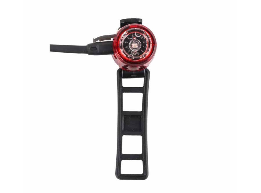 Sate-Lite USB rechargeable bicycle taillight with ROHS/ CE approved LR-02