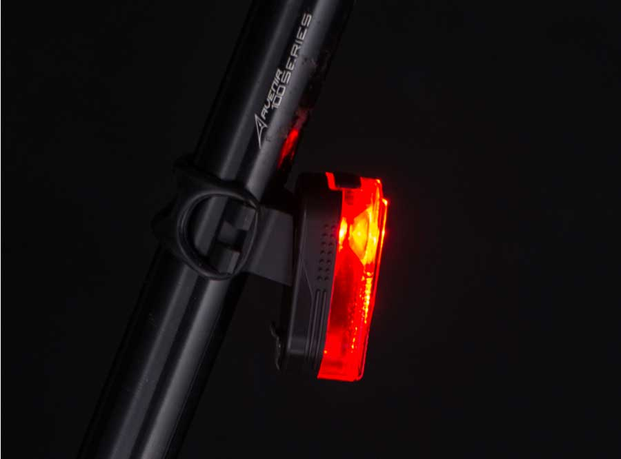 LR-05 Sate-Lite USB rechargeable bike taillight with ROHS/ CE certificate