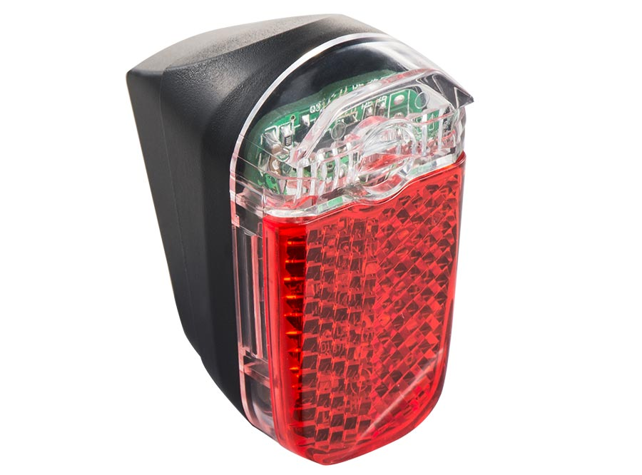 M4 Sate-Lite Germany StVZO approved ebike/ escooter/ hub dynamo scooter taillight