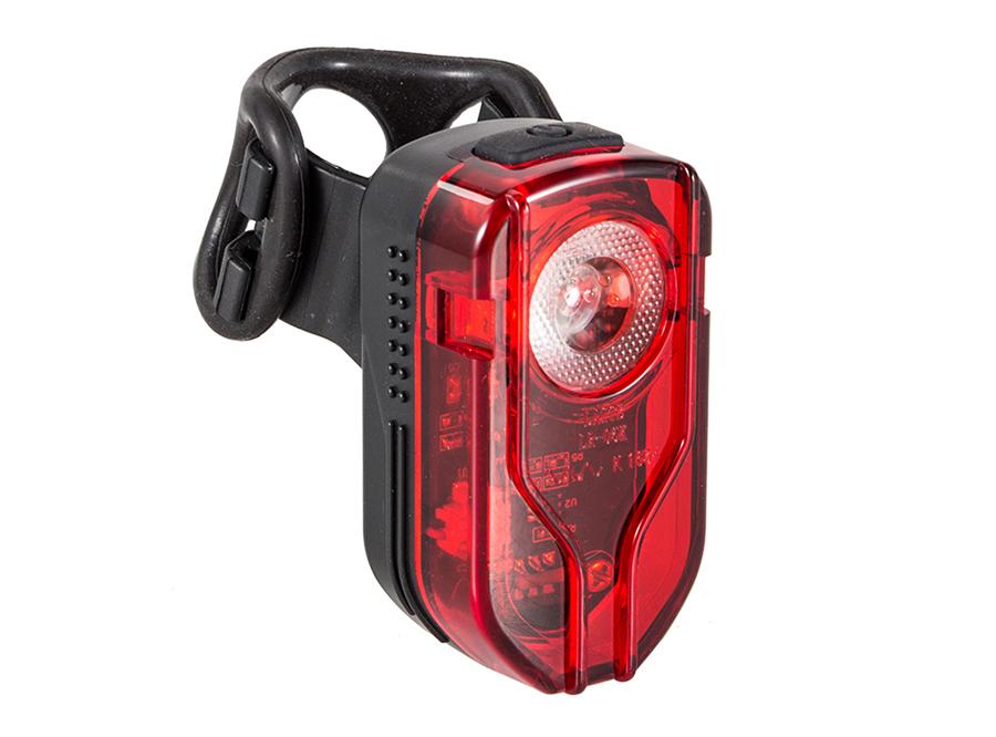 2019 sate-lite 100 lumen USB rechargeable rear light German StVZO certificate IPX-5 waterproof