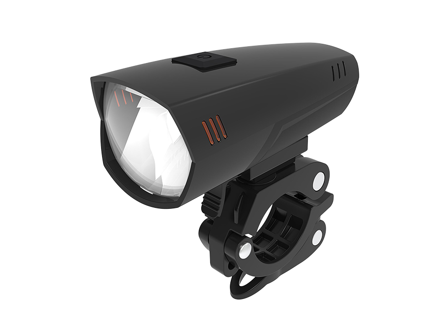 Sate-Lite StVZO approved New Bicycle Headlight with AAA Battery Bike Light LF-16