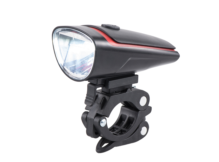 Sate-Lite StVZO approved New Bicycle Headlight with AAA Battery Bike Light LF-15