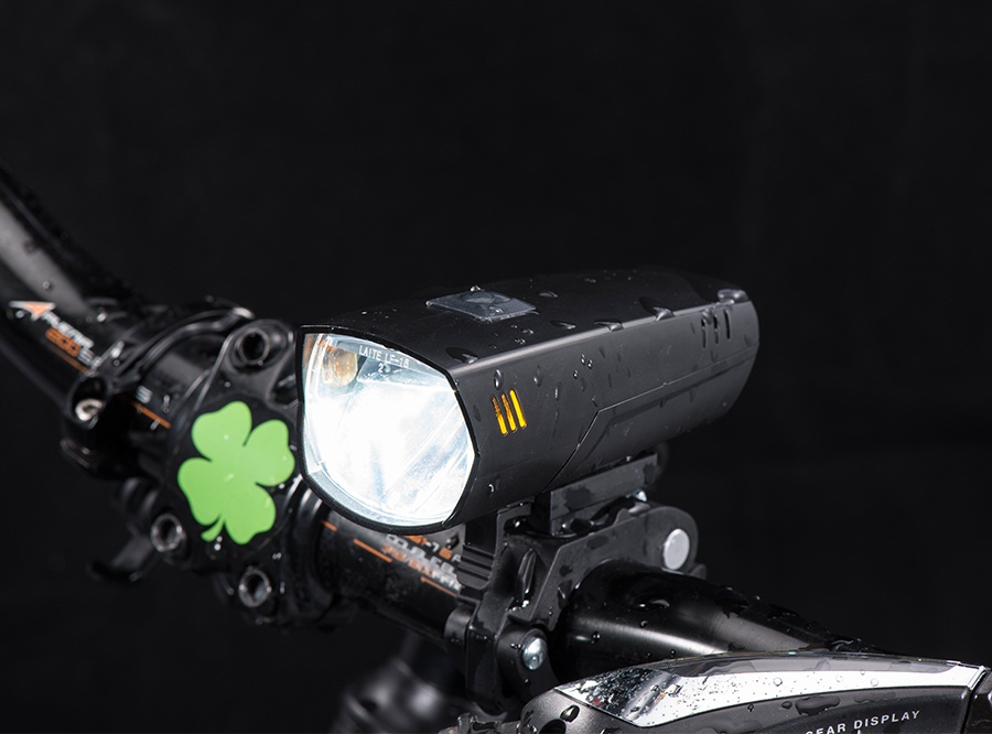 2020 Sate-Lite USB rechargeable bicycle headlight with StVZO certificate LF-16