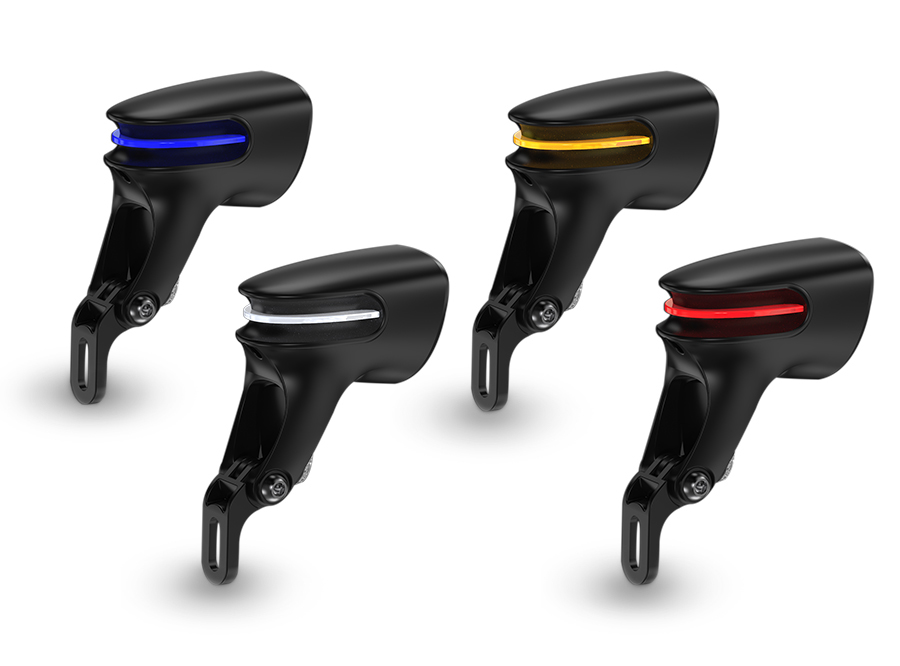 2020 Sate-Lite e-scooter ebike front light with 60 LUX  C7