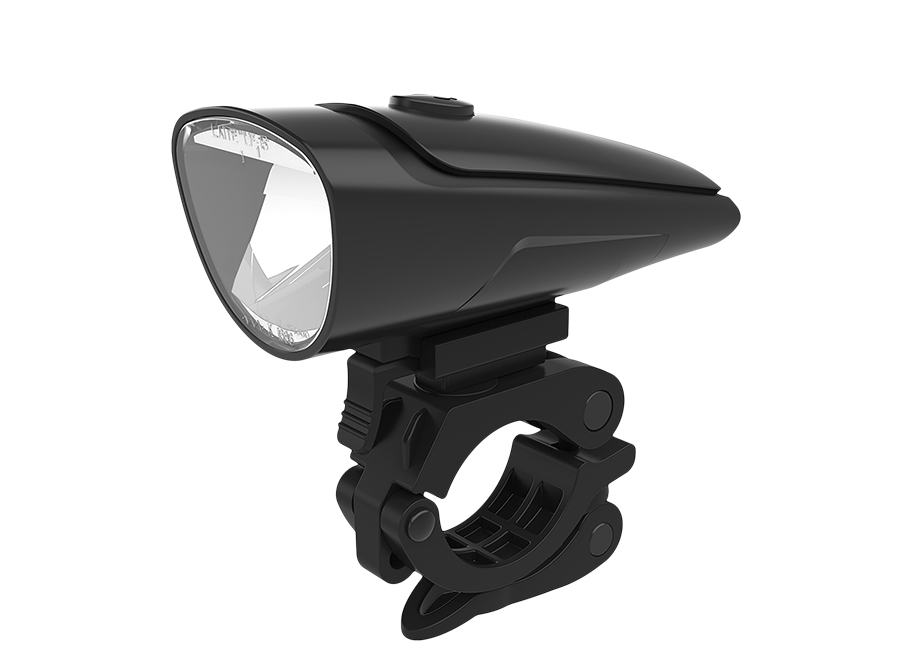LF-15 NEW  Sate-Lite StVZO approved New Bicycle Headlight with AAA Battery Bike Light