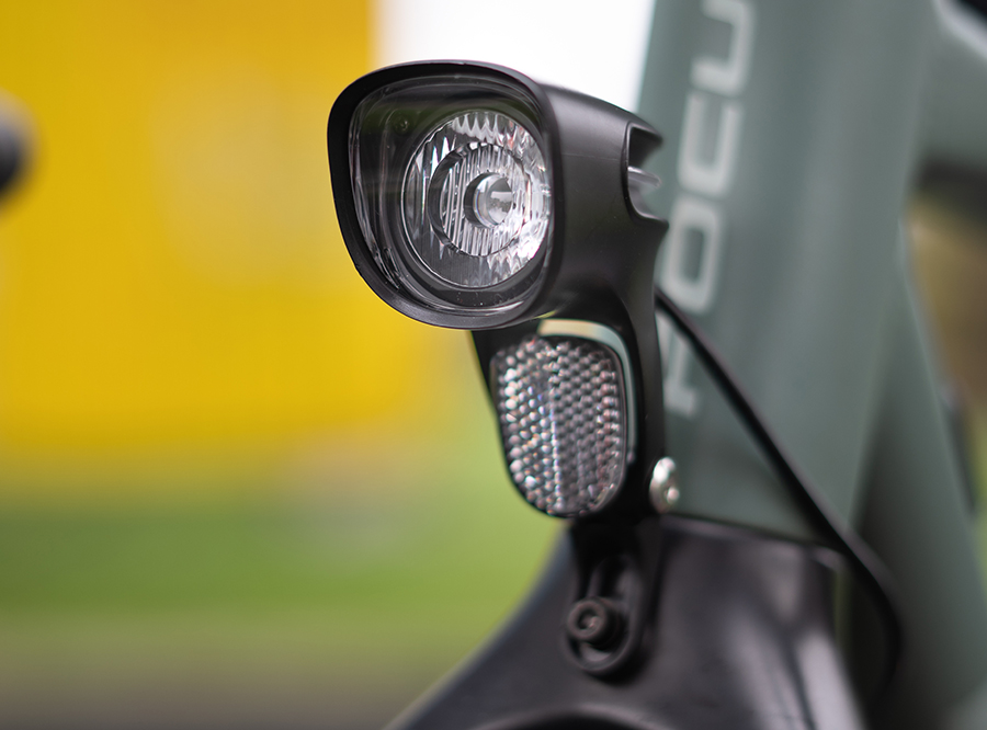 50 LUX  C7 NEW Sate-Lite e-scooter ebike front light with StVZO