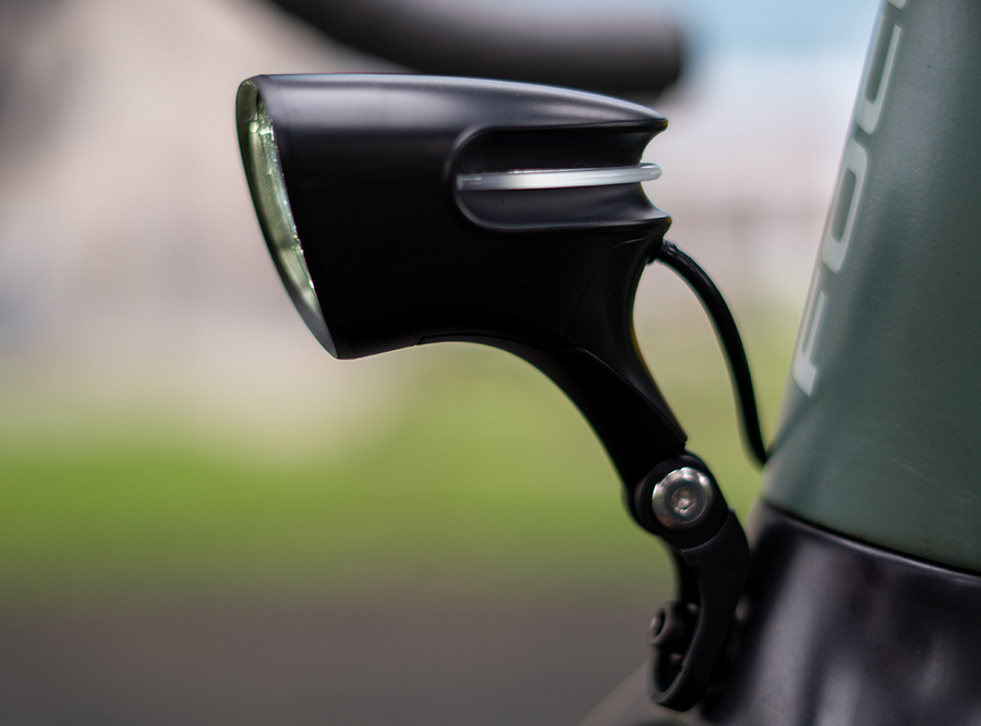 C7 Plus NEW Sate-Lite e-scooter ebike front light with 80 LUX