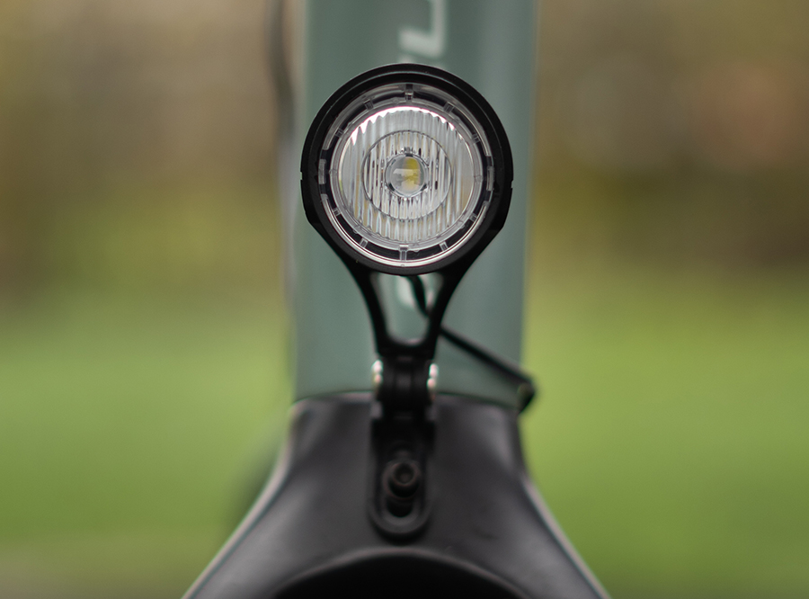 C8 NEW Sate-Lite e-scooter ebike front light with 50 LUX