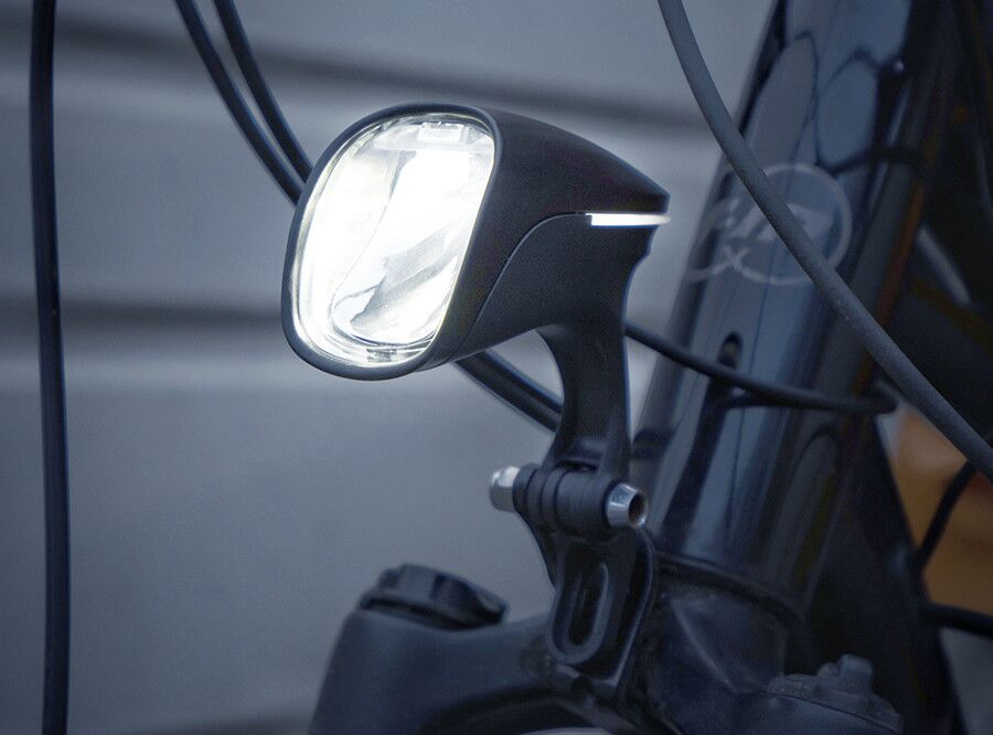 110 LUX C7 SUPER NEW Sate-Lite e-scooter ebike front light with StVZO certificate