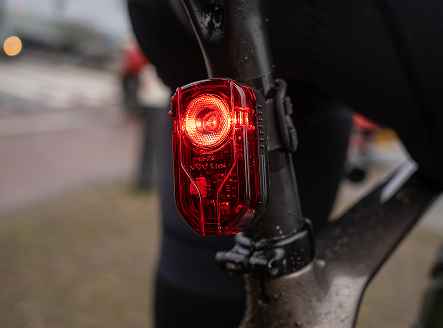 Sate-Lite StVZO Approved USB Rechargeable Rear Light LR-05K