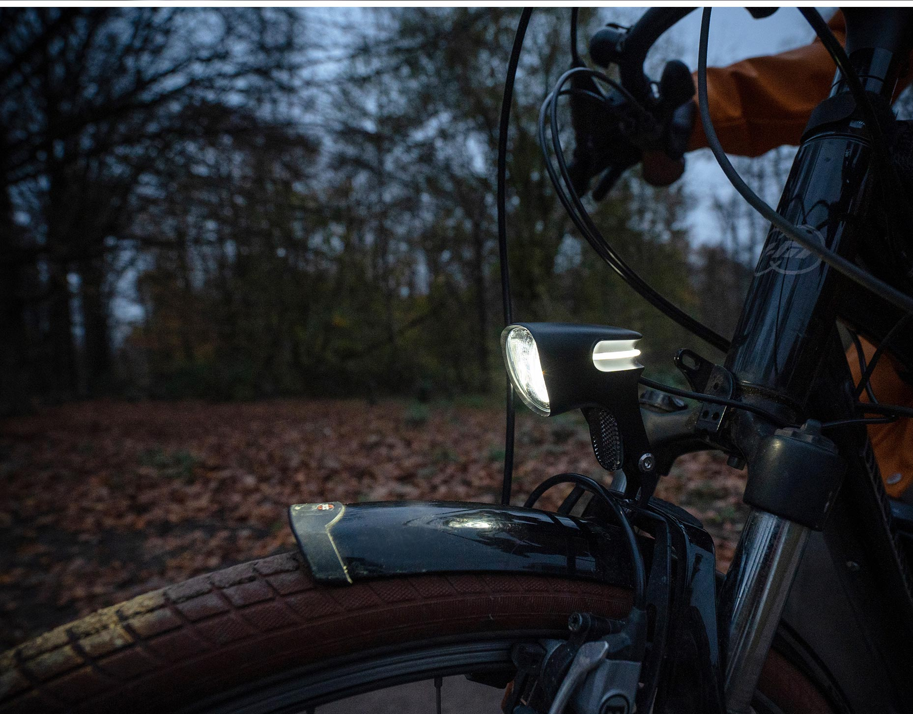 Sate-Lite StVZO approved Ebike front light C7