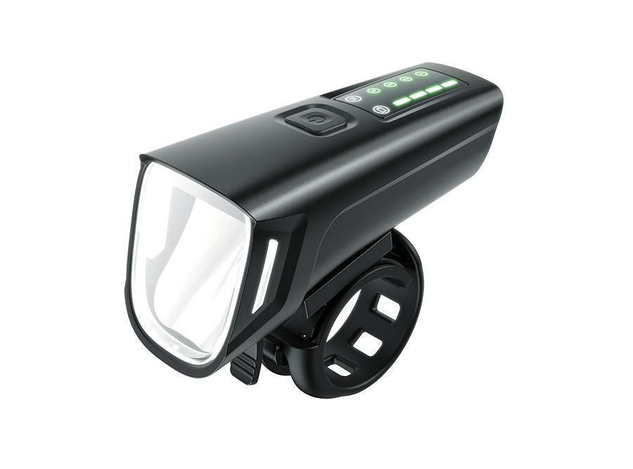 LF-25 Sate-Lite USB rechargeable bicycle headlight with StVZO certificate