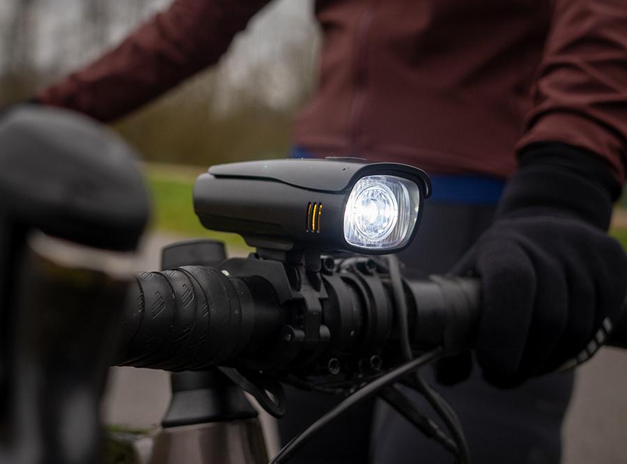 Sate-lite 30LUX USB rechargeable bike light StVZO eletric bike front light CREE LED waterproof