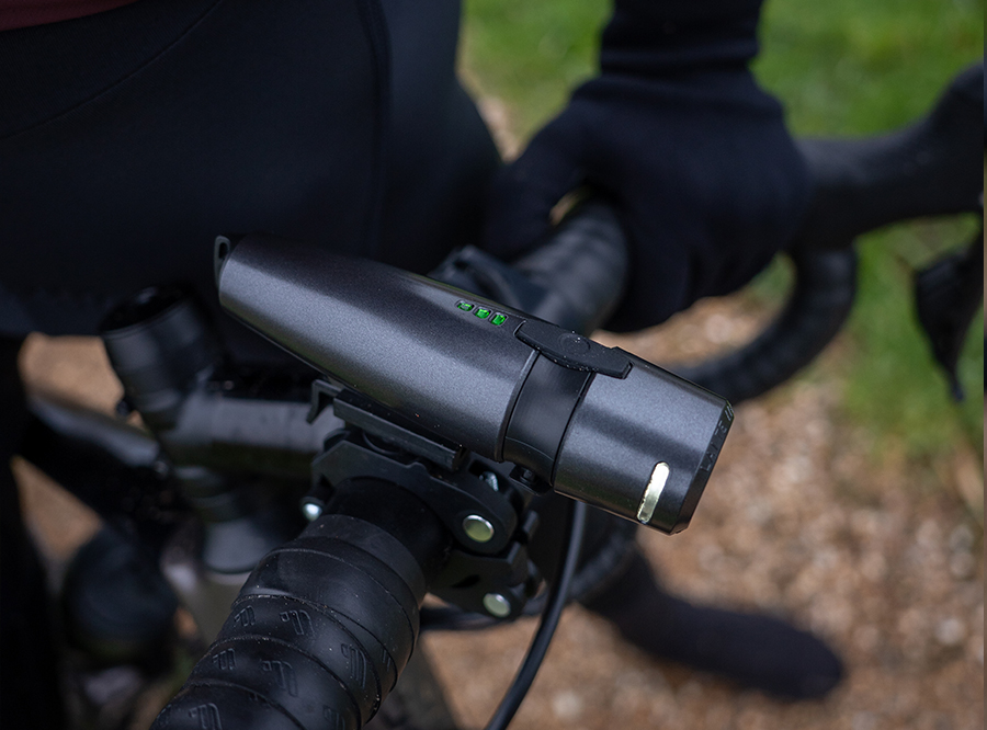 Sate-lite 40 LUX USB rechargeable bike light StVZO eletric bike front light OSRAM LED waterproof
