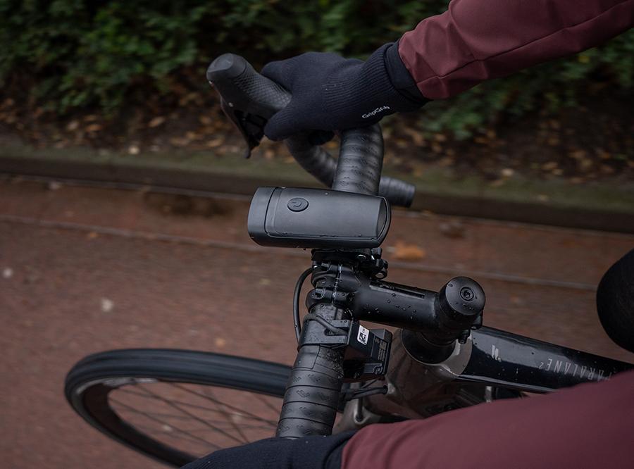 Sate-lite 30 LUX USB rechargeable bike light StVZO eletric bike front light OSRAM LED waterproof AAA battery